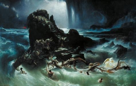 """…were all the fountains of the great deep broken up…"" – czyli śladami Biblijnego Potopu"